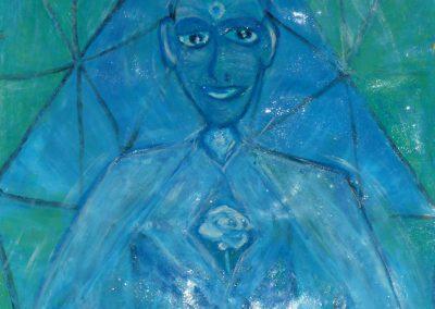Homme du Pays Bleu