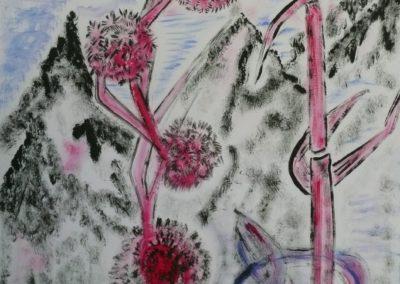 2002- pissenlit-bambou