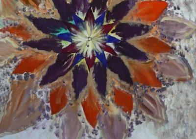 2003- mandala-fleur
