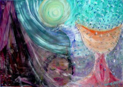 2010-03-26 Cheval blanc libre